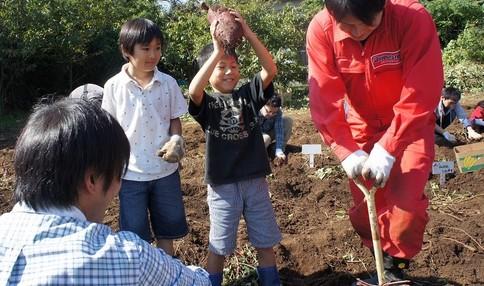 農業イベントが月に一回開催されます!