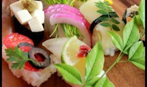 野菜×寿司の可能性・・・・