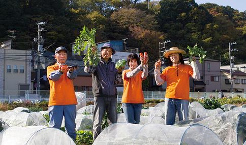 【アンケート結果発表4】菜園アドバイザー同士、お互いにとってどんな存在ですか。