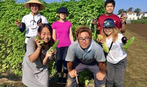 「NOマネー」若手農家と市民が実践する新しい農業