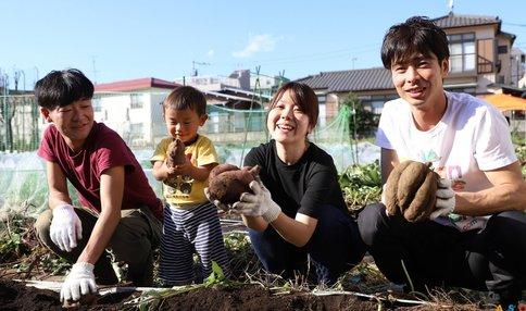 日本最大級の遊びプラン投稿メディアplay lifeにプレイライフ×シェア畑共同企画「農業部」のイベントの様子が紹介されました!