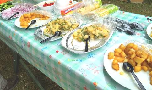 夏野菜をたっぷり堪能!シェア畑恒例のカレーイベント突撃レポート!